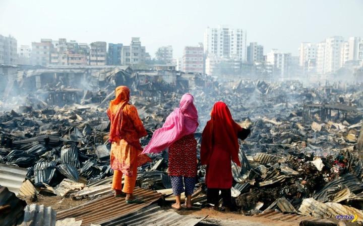 Бангладеш до и после коронавируса