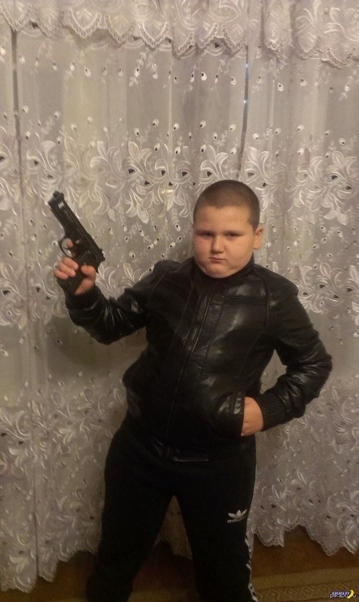 Страх и ненависть в социальных сетях - 499 - Пушки!
