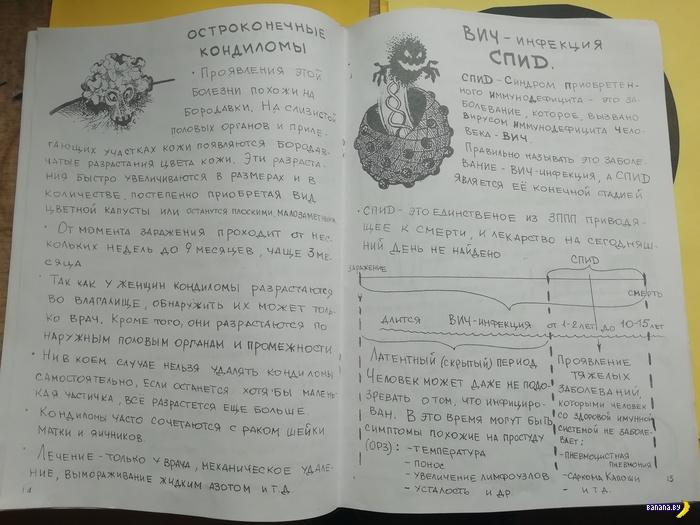 Учебное пособие о половых инфекциях