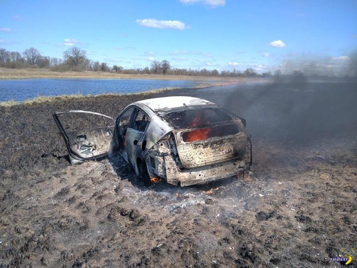 Два жутких происшествия с авто в Беларуси