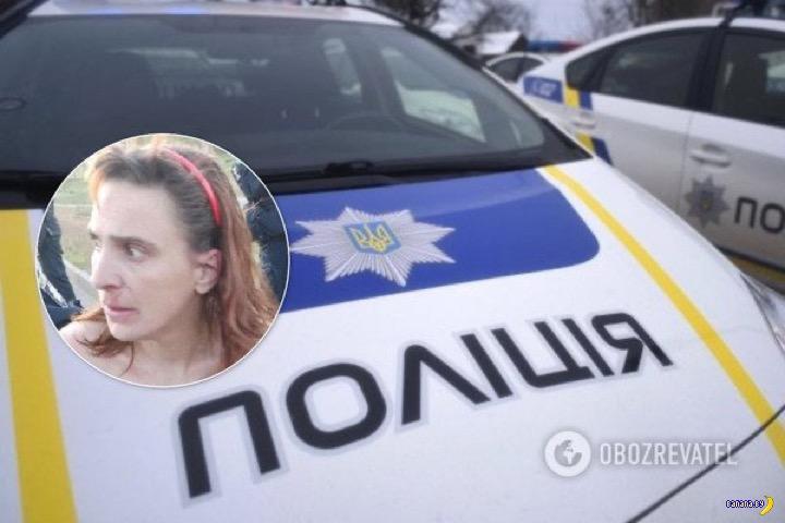 Харьков: голая женщина бегала по городу с головой своего ребенка