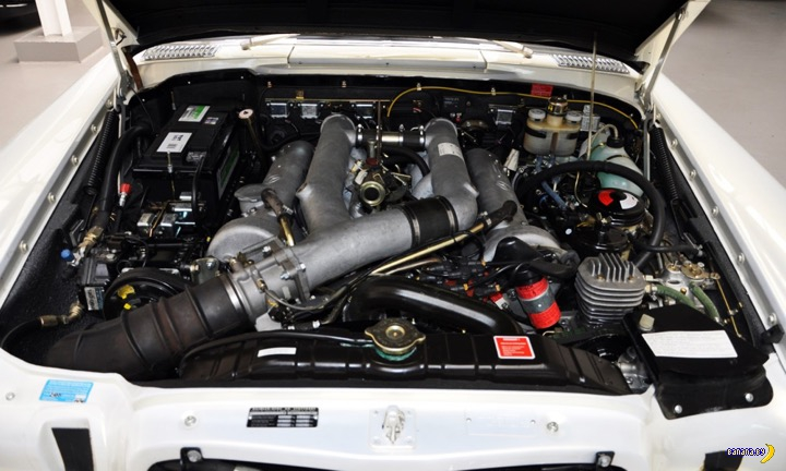 1975 Mercedes-Benz 600 Pullman Maybach W100