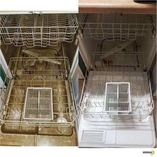 Наслаждение от очистки