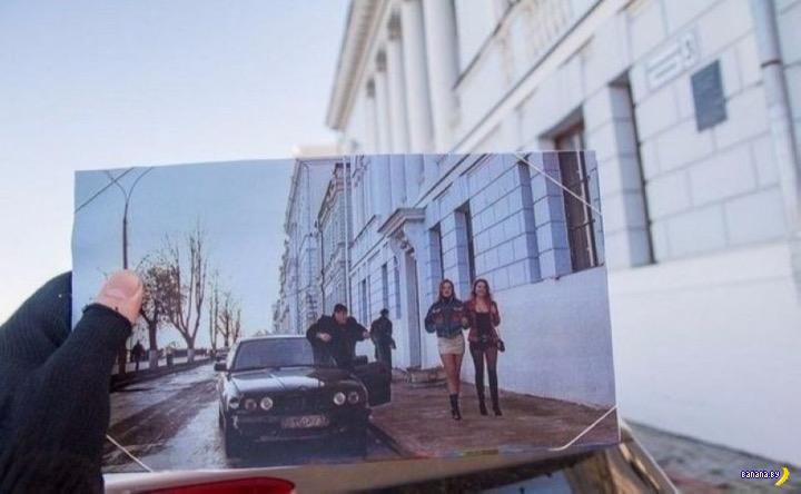 """Нижний Новгород замер после съемок фильма """"Жмурки"""""""