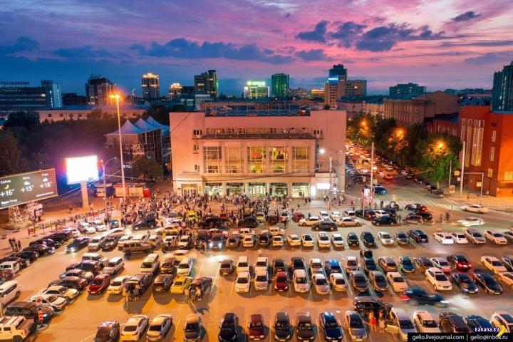 Да там в Новосибирске всем пох!