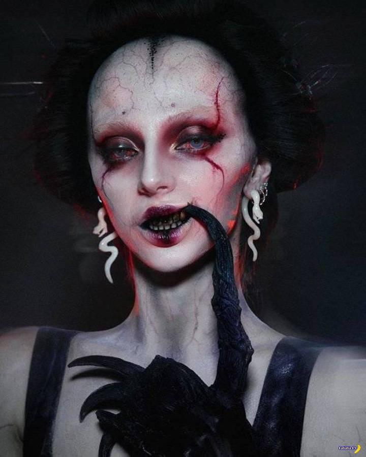 Главный специалист по кошмарным лицам