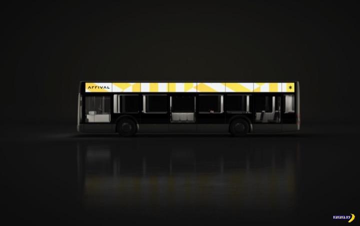 А вот и pandemic-friendly электробус!