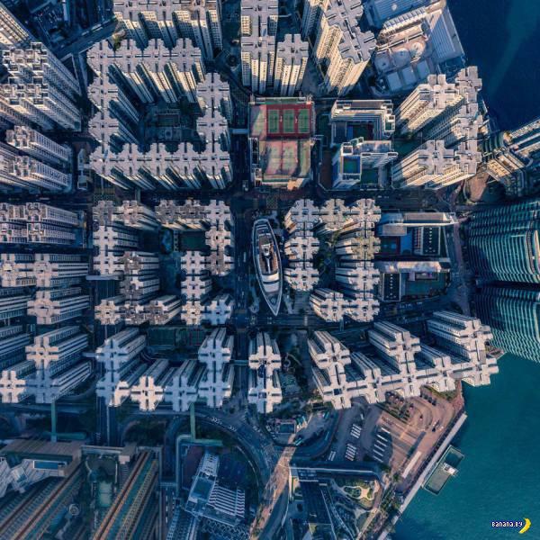 Победители фотоконкурса #Aerial2020