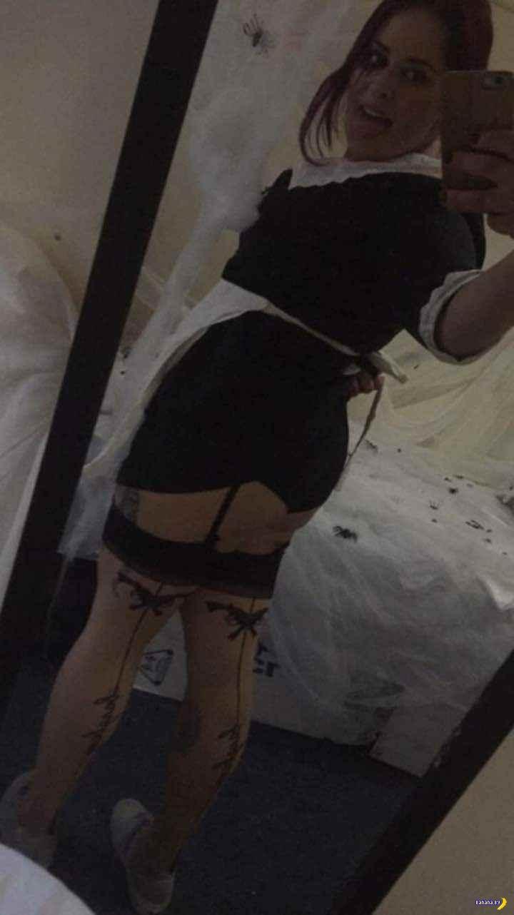 Сексуальные наряды горничных