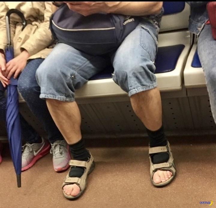 Носки и открытая обувь –проблема решена!