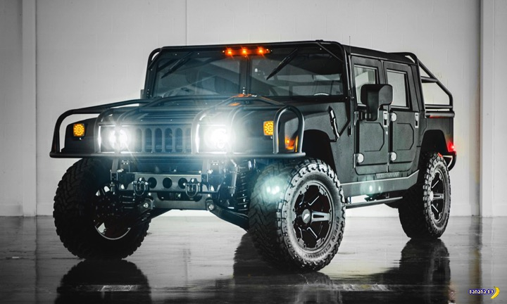 2020 Mil-Spec Automotive H1 Supertruck