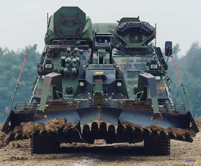 Страшно? Это Kodiak AEV 3!