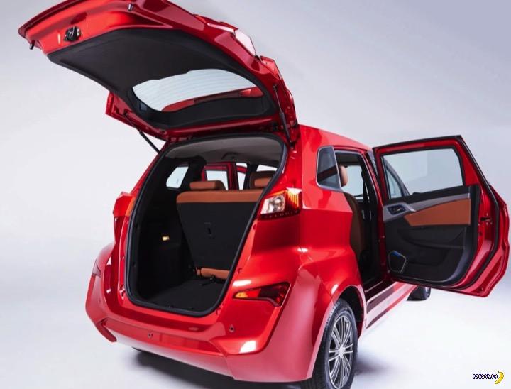 Kandi –самые дешевые электромобили в США