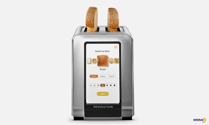 Слишком умный тостер