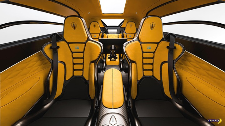 А как вам Koenigsegg Gemera?