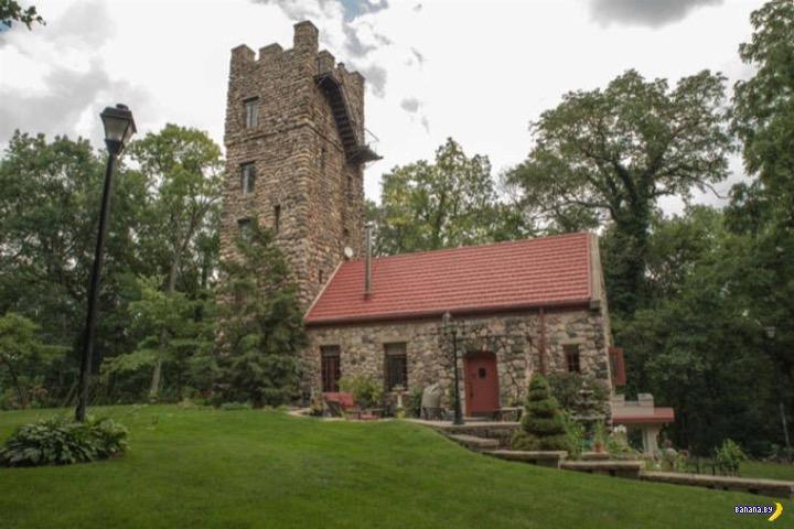 Замок в Мичигане, недорого!
