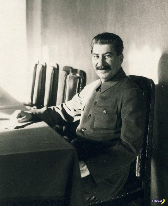 Анекдот, который очень понравился Сталину