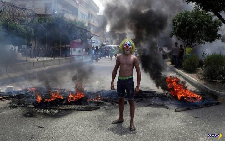 В объективе Ливан - июнь 2020