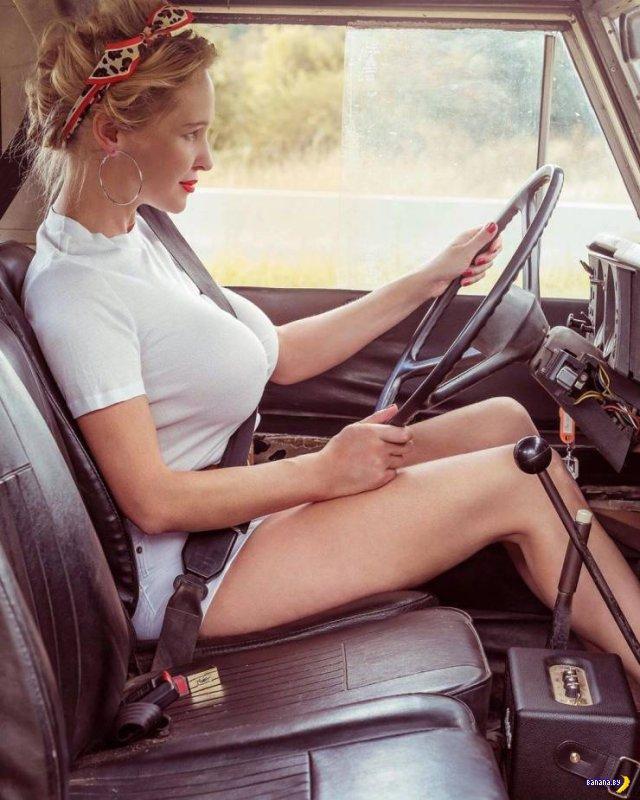 Ремни безопасности и внезапная сексуальность - 5