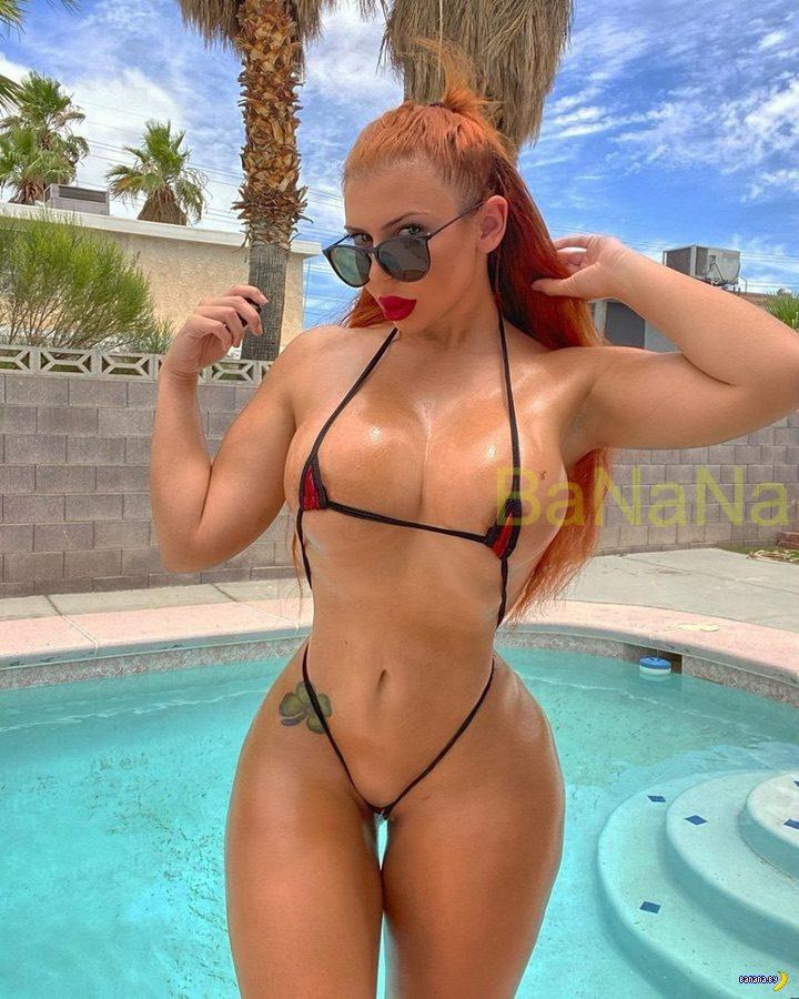 Аманда Николь – как она выглядела до?