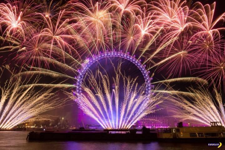 Лондон –никакого праздника!