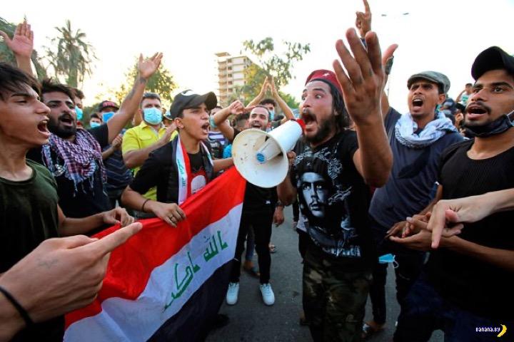 В объективе Ирак - сентябрь 2020