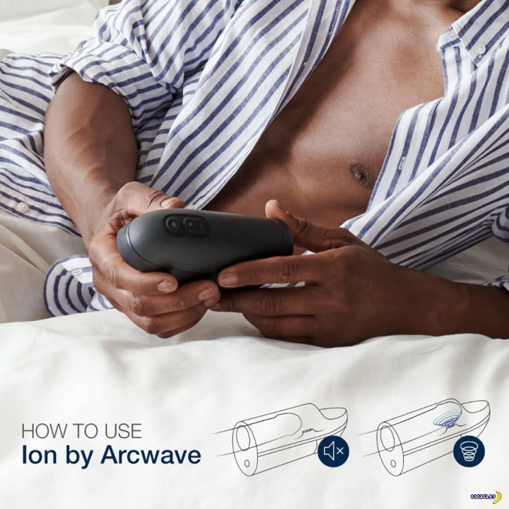 А это Arcwave Ion для мужчин!