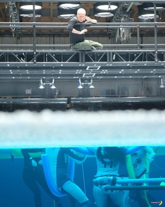 Закончены съёмки фильма «Аватар 2»