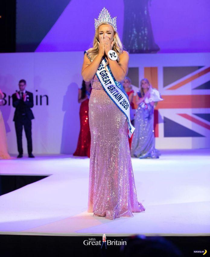 Может ли девушка 108 кг стать королевой красоты?