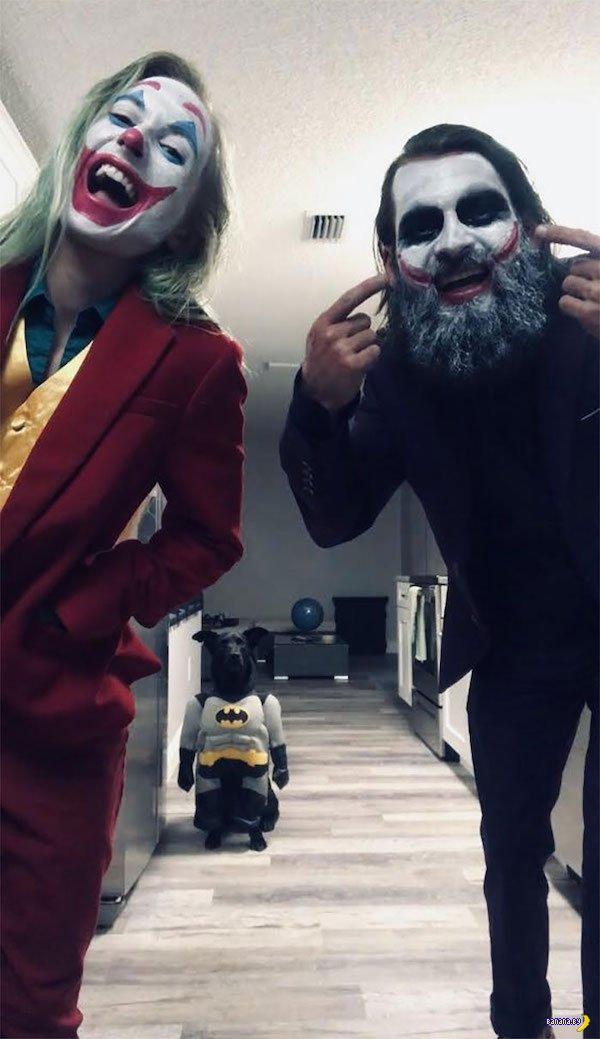 Великолепные костюмы на Хэллоуин