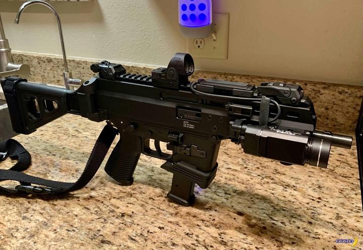 Красота оружия