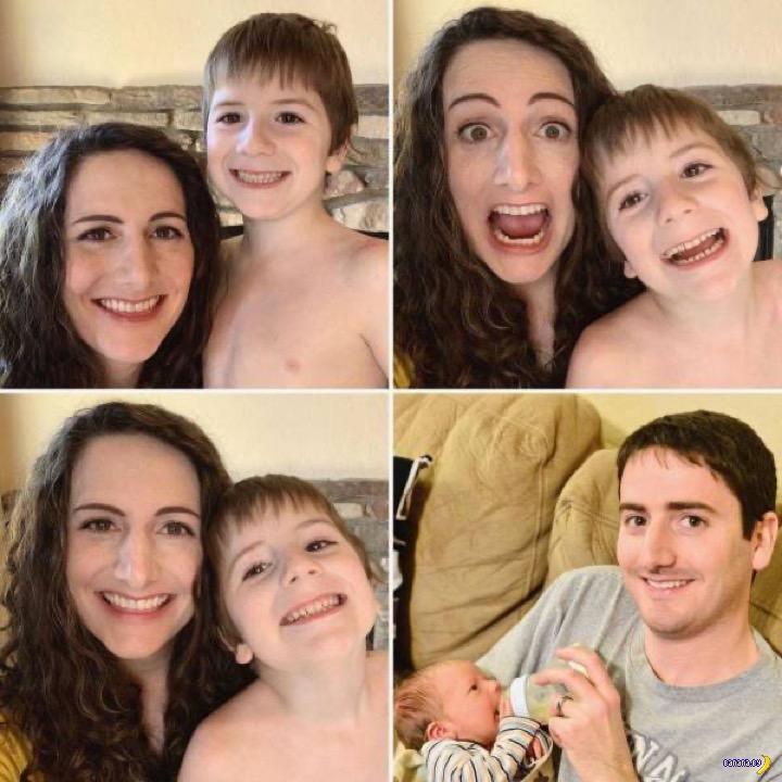 Их вторая мама