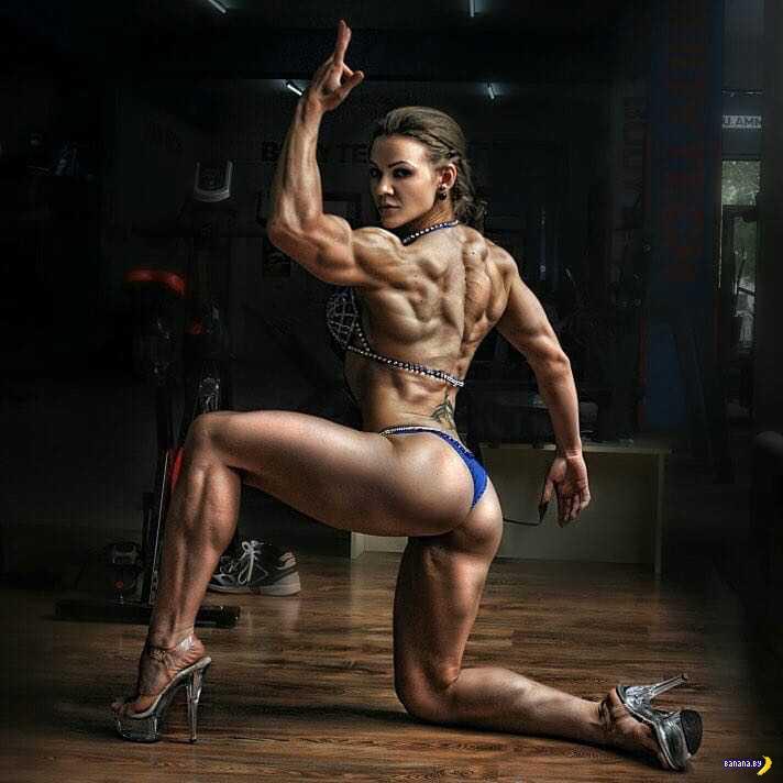 Спортивные девушки - 275