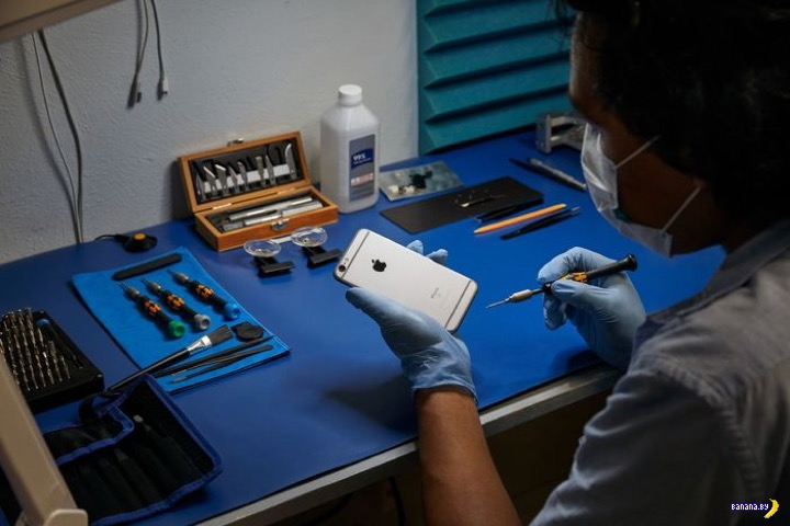В ЕС утвердили «право на ремонт» электроники