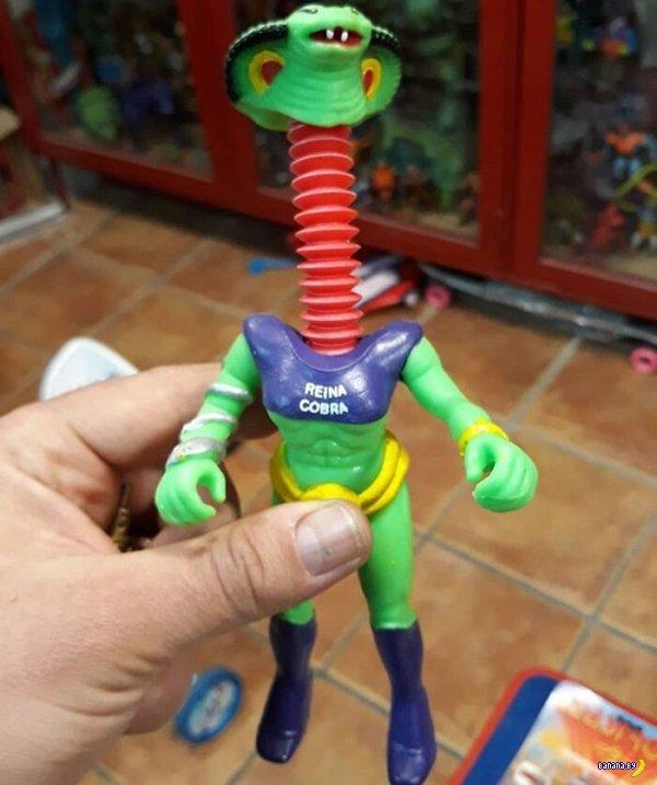 Странные у вас игрушки!