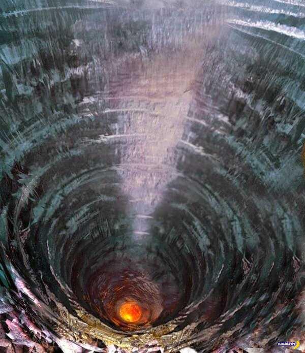 Тоннель в центр Земли