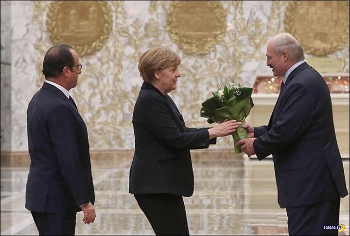Меркель –снова самая влиятельная женщина в мире