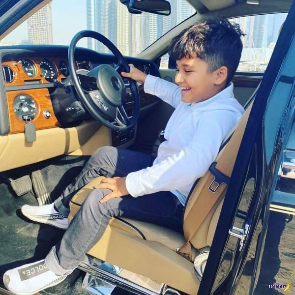 Rolls-Royce для пацана
