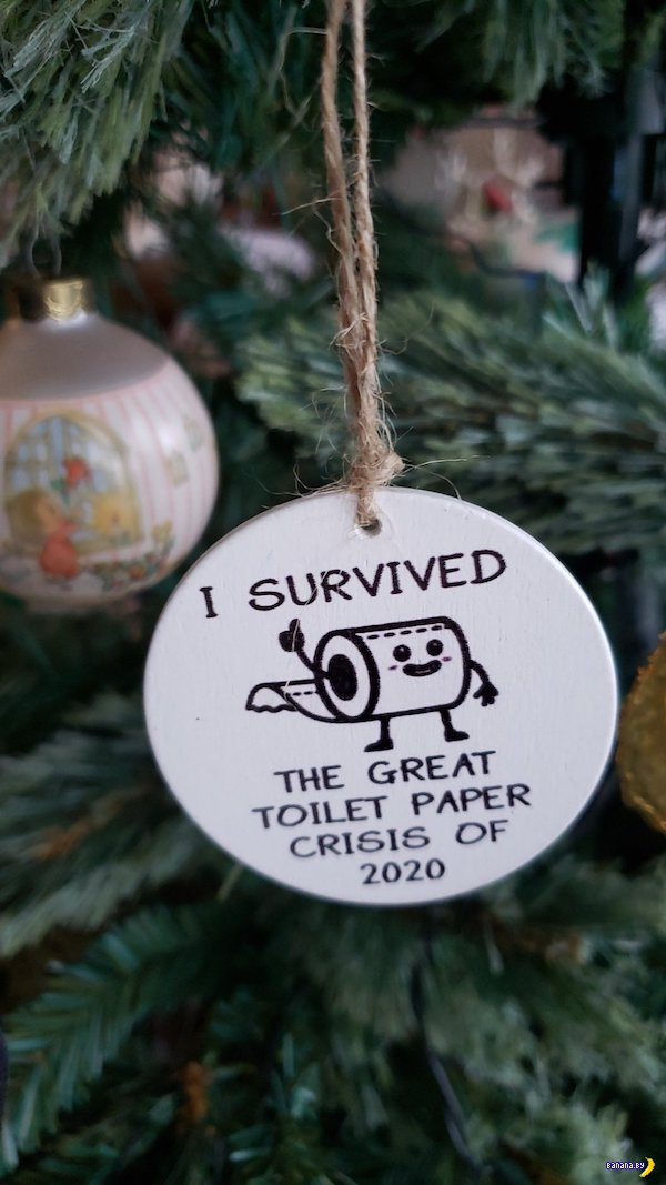 Новогодние украшения 2021