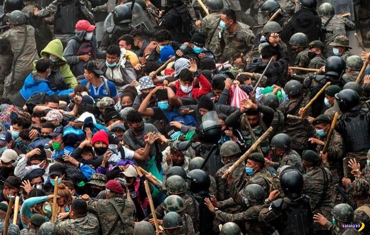 Большой исход из Гондураса - ОБНОВЛЕНО!
