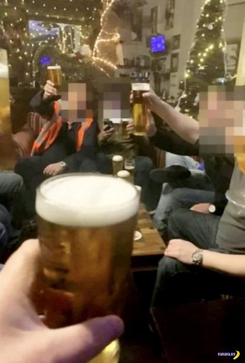 Отель лишили лицензии за фотографии с пивом