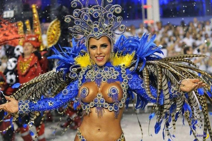 Нас оставили без карнавала в Рио-де-Жанейро