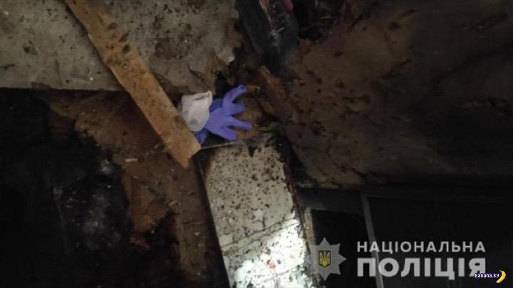 Взрыв гранаты в Украине: ссора двух мужчин