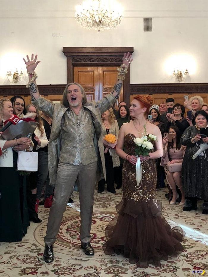 Джигурда снова женился на Анисиной