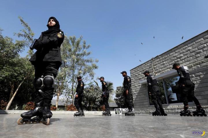 Роликовая полиция