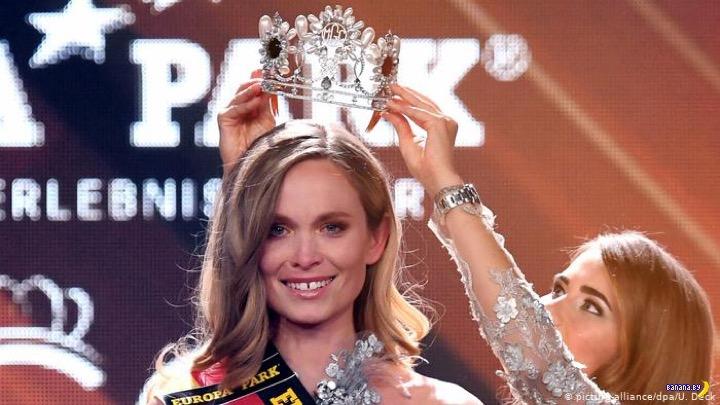 Мисс Германия – это не про красоту!