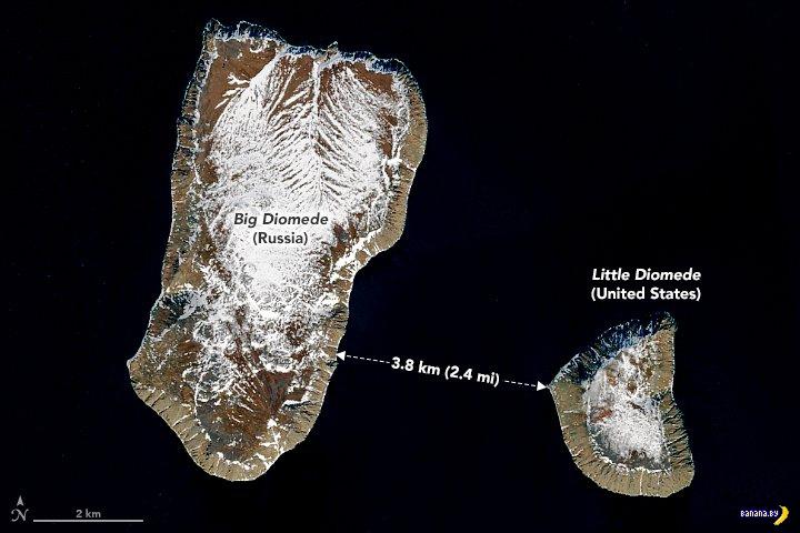 Парадокс Островов Диомида