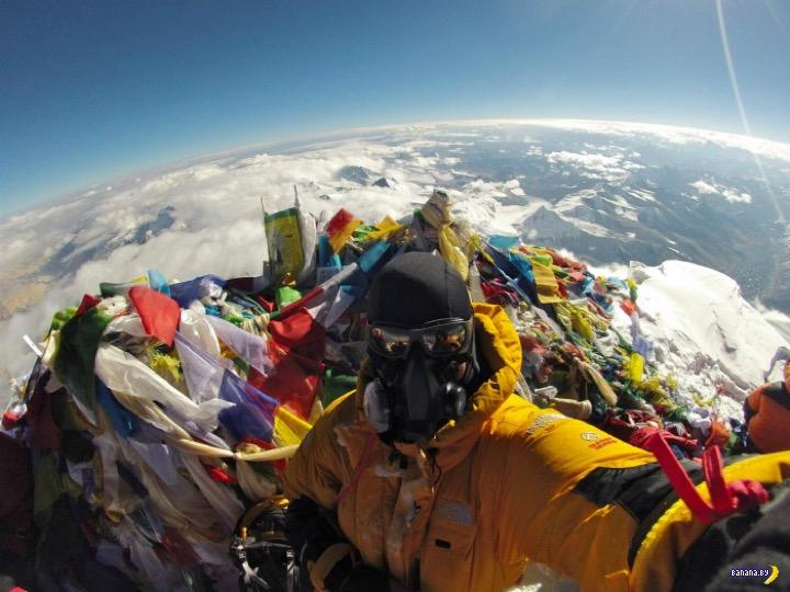 Как зачищали Эверест