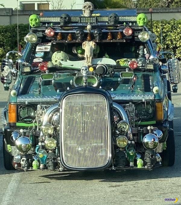 Автомобили с придурью