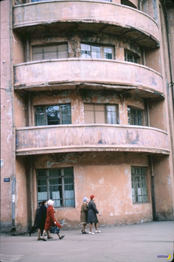 Фотографии Иркутска 1970-х